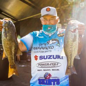 FLW TACKLE WAREHOUSE PRO CIRCUIT at Mississippi River Final