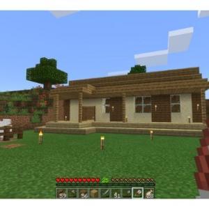 【マイクラ】Part12「拠点村、完成!」