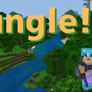 【マイクラ】プレイ日記Part59「ジャングルに行ってみた」