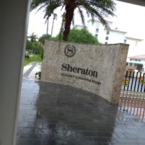 【台風17号北上中】シェラトン沖縄滞在終了も帰着便の欠航が決定!
