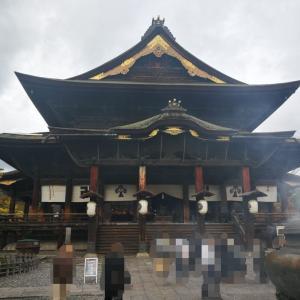 【学会2日目】学会参加後に善光寺へ行ってきました!