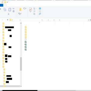 Windows10でデスクトップ、エクスプローラの文字がマウスオーバーすると消える件