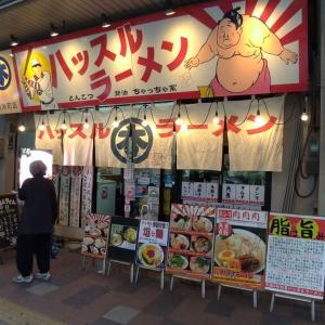 【ラーメン】たまには日高屋じゃないラーメンを食べたくてフラフラしたら美味しそうなお店を見つけたので入ってみました☺️