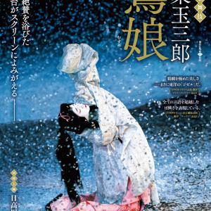 シネマ歌舞伎『鷺娘』玉三郎の伝説の舞台