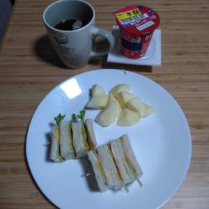 10月14日  朝食、お弁当🍱