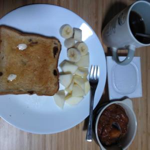 10月15日  朝食、お弁当🍱