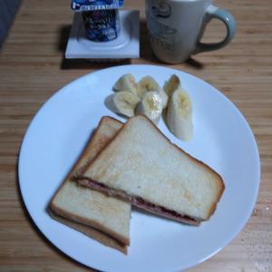 10月17日  朝食、お弁当🍱