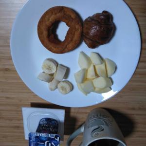 10月22日  朝食、お弁当🍱