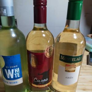 ワイン3本1000円