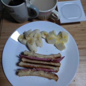 11月15日  朝食、お弁当🍱
