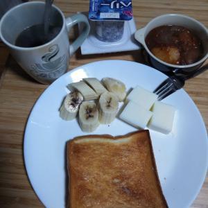 12月6日    朝食、お弁当🍱