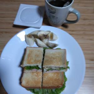12月9日    朝食、お弁当🍱