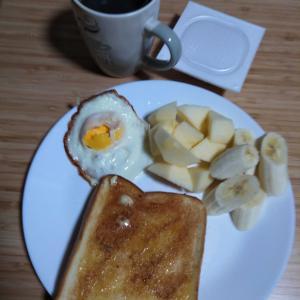 2月17日  朝食、お弁当🍱