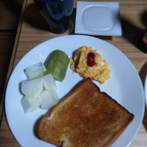 3月29日  朝食
