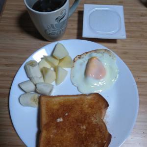 3月30日  朝食、お弁当🍱