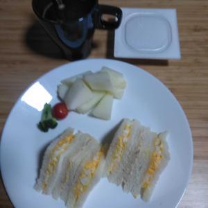 6月6日  朝食、お弁当🍱