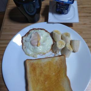7月8日  朝食、お弁当🍱