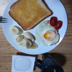 7月27日  朝食、お弁当🍱