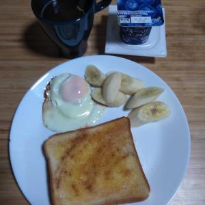 7月29日  朝食、お弁当🍱