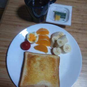9月17日  朝食、お弁当🍱