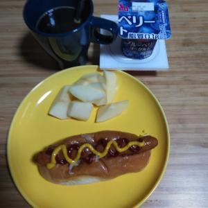 9月22日  朝食、お弁当🍱