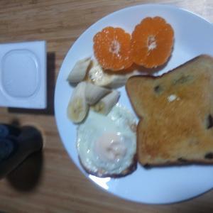 10月27日  朝食、お弁当🍱