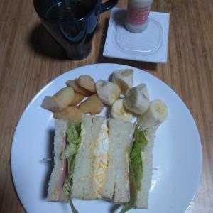 11月25日  朝食、お弁当🍱