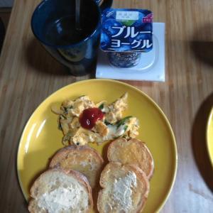 11月29日  朝食