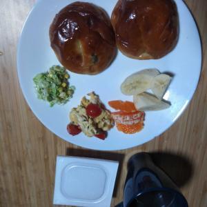12月2日    朝食、お弁当🍱