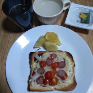 1月22日  朝食、お弁当🍱