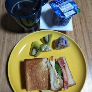 1月23日  朝食、お弁当🍱