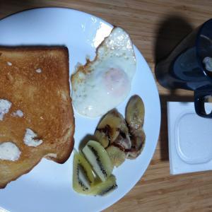 1月27日  朝食、お弁当🍱
