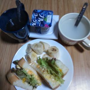 3月6日  朝食、お弁当🍱