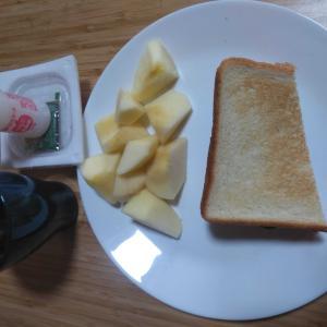 5月10日  朝食、お弁当🍱