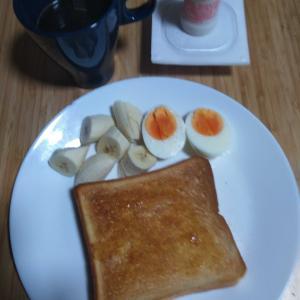 6月16日  朝食、お弁当🍱