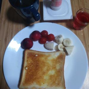 6月23日  朝食、お弁当🍱