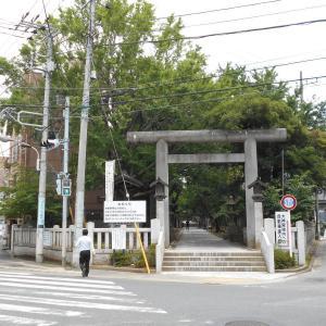 古事記の神様と神社・ご近所編Part2(2)~船橋大神宮