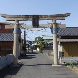 古事記の神様と神社・ご近所編Part3(4)~大曽根八幡神社~本殿の彫刻は一見の価値大!