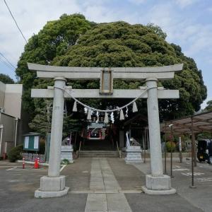 古事記の神様と神社・ご近所編Part3(6)~金ヶ作熊野神社~ご朱印が個性的!