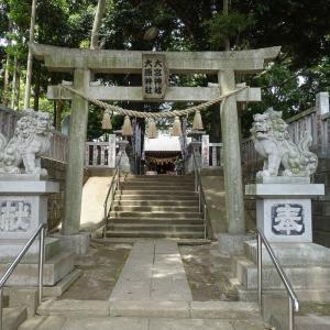 古事記の神様と神社・ご近所編Part3(15)~大原神社~狛犬が逆立ち、アラヨッ!