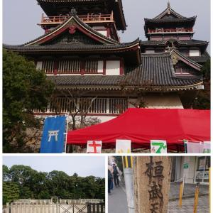 桓武天皇陵と伏見城