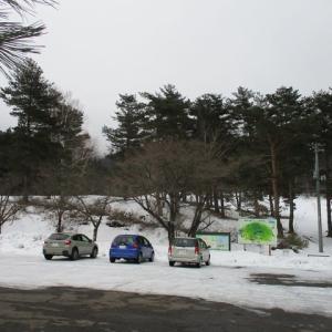 ⑦ 姫神山登山1,124M 2キロ(2020.2.22)