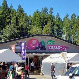 紫波する里センター かかし展示 (2021.9.20)