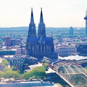 【展望台】3€で世界遺産ケルン大聖堂を上から眺められる撮影スポット