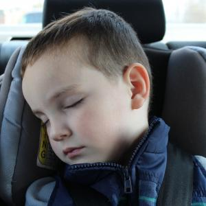 子供が友人の車で嘔吐!個人賠償責任保険に助けられた話