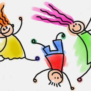 【休園&外出自粛中の過ごし方】You Tubeでおうちダンス!無料で運動不足解消♪~5歳&2歳&アラフォー編~