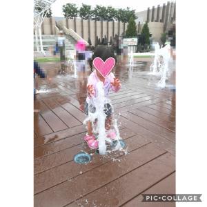 【阪急西宮ガーデンズ】水遊びとおしゃれランチ&カフェでママも子供も大満足♪