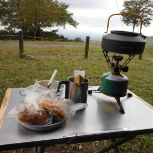 榛東村 創造の森キャンプ場でのんびり(2日目)