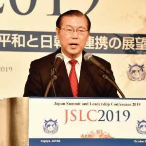 【週間東亜]徳野英治世界平和統一家庭連合日本会長「韓日海底トンネルの建設に葛藤解決しよう」