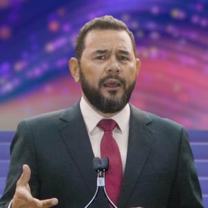 第1回 RALLY of HOPE ジミー・モラレス 元グァテマラ大統領 基調演説